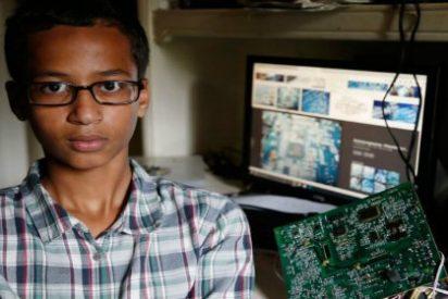 Detienen a un niñato 'terrorista' y acaba de invitado de lujo en la Casa Blanca y Facebook