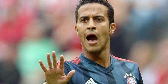 Thiago podría llegar al City junto a Guardiola