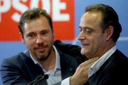 Marejada a fuerte Marejada en el PSOE de Valladolid