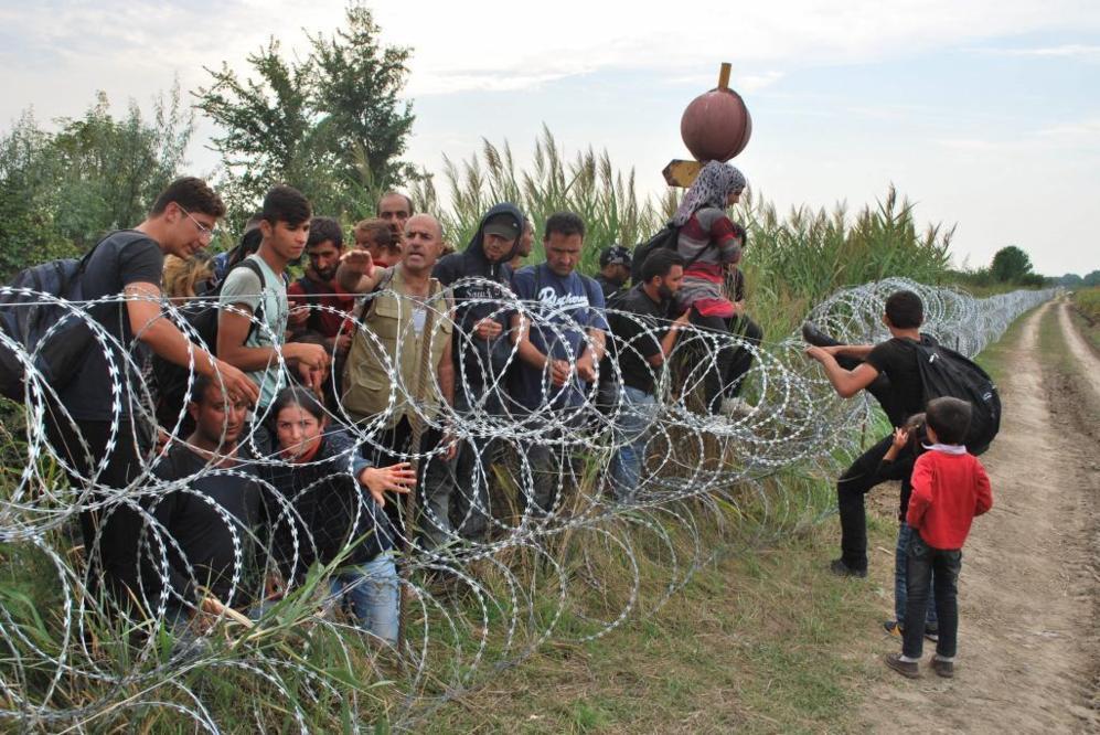 """""""Es el estrepitoso fracaso de una política migratoria indecente, sostenida sobre el discurso del miedo"""""""