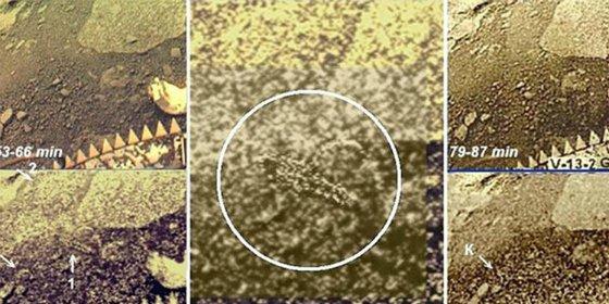 Las fotos secretas del planeta Venus ¡con extraños seres que se esconden!