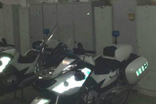 La Guardia Civil dota de vestuarios cutres al Destacamento de Tráfico en Zafra (Badajoz)
