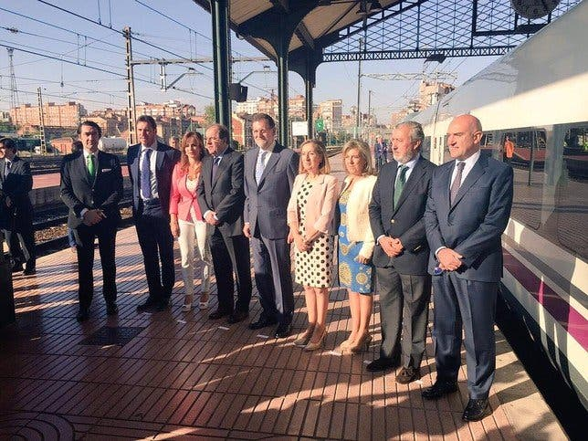 Día histórico para Palencia y León