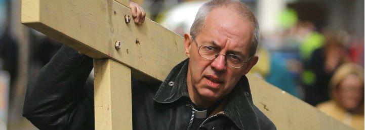 El arzobispo de Canterbury quiere acoger refugiados en su residencia