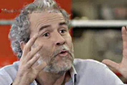 El cretino de Willy Toledo sale de la 'tumba' para apoyar a los independentistas de la CUP
