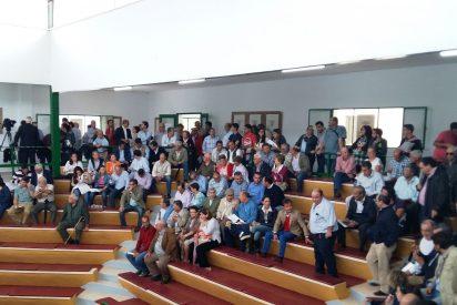 Las subastas de vacuno en la FIG superó la cifra de 115.000 euros