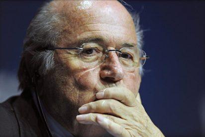 El expresidente de la FIFA Joseph Blatter está hospitalizado en Suiza