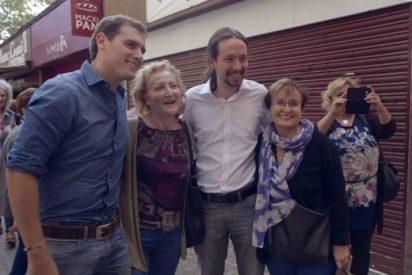 """Pablo Iglesias a Albert Rivera: """"Al final nos presentamos juntos"""""""