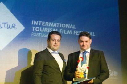 El Extremeño Alberto Calvo Báez recibe varios premios Internacionales en Festivales de cine turístico
