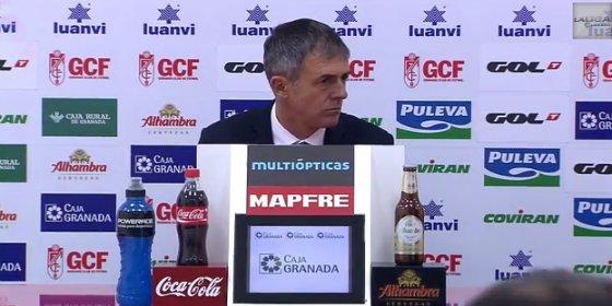 ¡El Levante destituye a Lucas Alcaraz por correo electrónico!