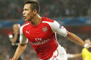 El Arsenal prepara dos renovaciones millonarias con Alexis y Özil