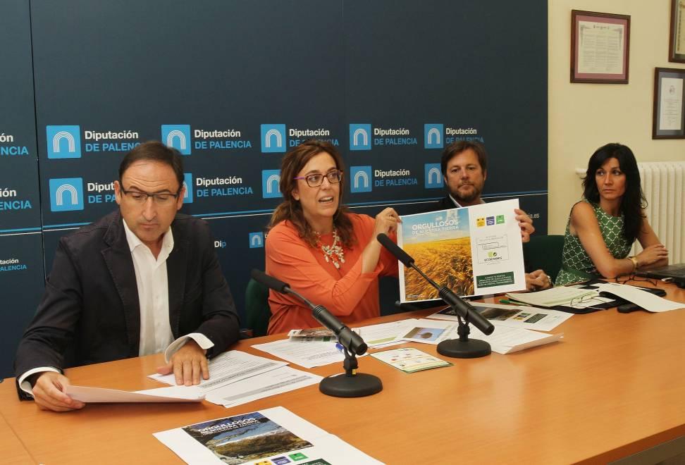 Diputación y Ayuntamiento unen fuerzas para promocionar Palencia