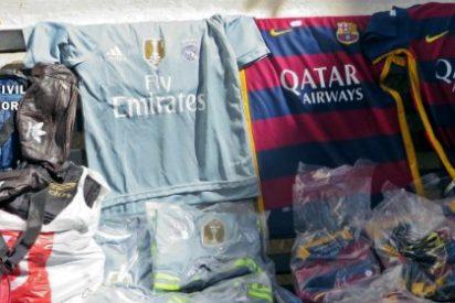 Imputadas tres personas por vender artículos falsificados en el recinto ferial de Zafra
