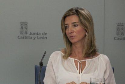 Alicia García anima a las empresas de Ávila a un esfuerzo conjunto con las administraciones para avanzar en la recuperación económica