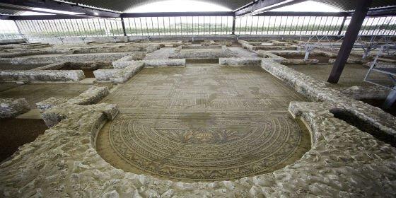 Museo de las villas romanas de Almenara-Puras