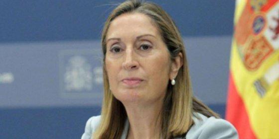 """Ana Pastor: """"Hay presupuesto para terminar el AVE a Granada este año"""""""