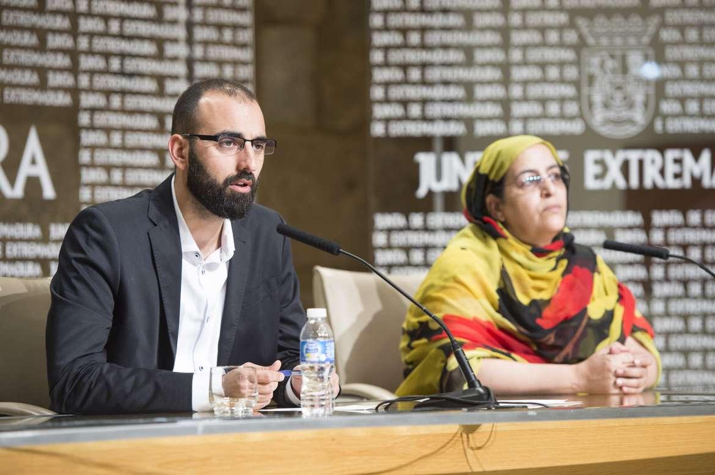 Extremadura, primera en prestar ayuda a los campamentos de refugiados saharauis en Tinduf