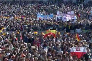 """El Papa clama por la paz en Tierra Santa y pide """"la valentía de dar pasos concretos de distensión"""""""