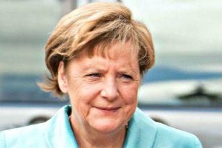 Angela Merkel: Las exportaciones alemanas bajaron un 5,2% en agosto, su mayor caída desde enero de 2009