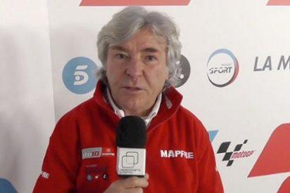 Las intenciones de Ángel Nieto tras el incidente Rossi-Márquez