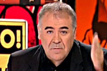 """El 'zasca' de Ferreras a un chulesco independentista Tardá: """"Esperabais más votos a Junts Pel Sí"""""""