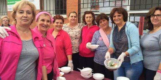 AOEx Don Benito-Vva de la Serena realiza diferentes actividades el Día Internacional del Cáncer de Mama
