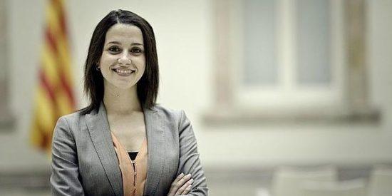 """Inés Arrimadas: """"No veo un pacto de C's con el PP con Rajoy de presidente"""""""