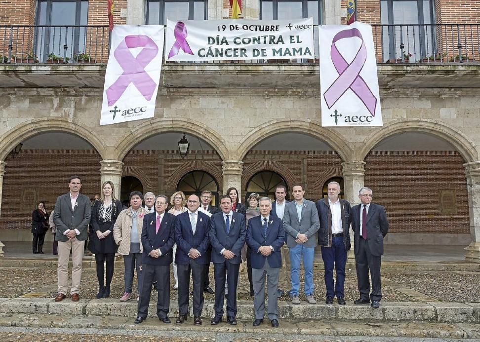 Junta de Castilla y León, Diputación de Valladolid y Asociación Española Contra el Cáncer aúnan esfuerzos para prevenir el cáncer de mama en las zonas rurales de la provincia de Valladolid