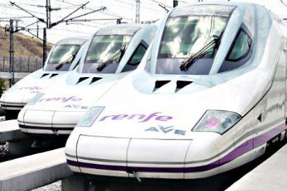 Quedan parados todos los trenes AVE en Cataluña por un robo de cable de cobre