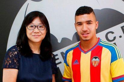 Explica por qué fichó por el Valencia y no por el Sevilla