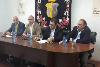 El alcalde de Zafra anuncia que si esta feria tiene superávit, una parte irá destinada al sector ganadero