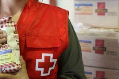 FEVAL dona a Cruz Roja parte de los alimentos expuestos en FIAL 2015