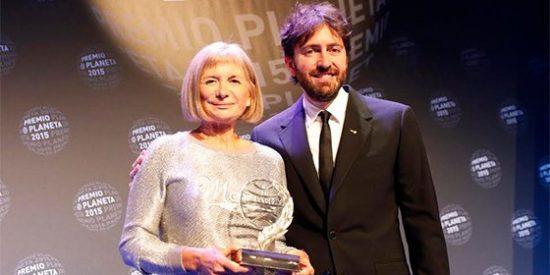 Alicia Giménez Bartlett, ganadora del Planeta 2015