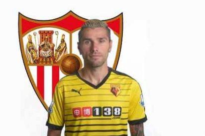Behrami y Frank Tabanou pudieron ser jugadores del Sevilla