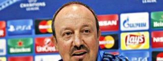 """Rafa Benítez: """"Hemos estado bastante mejor que ante el Málaga; hemos tenido más de un 70% de posesión"""""""
