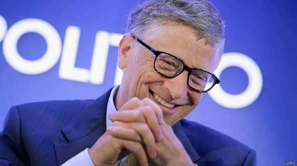 Bill Gates vuelve a ser el hombre más rico del mundo tras la subida en Bolsa de Microsoft