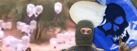 Así quiere 'joder' el Daesh a la aviación rusa: ¡Con condones llenos de bombas!