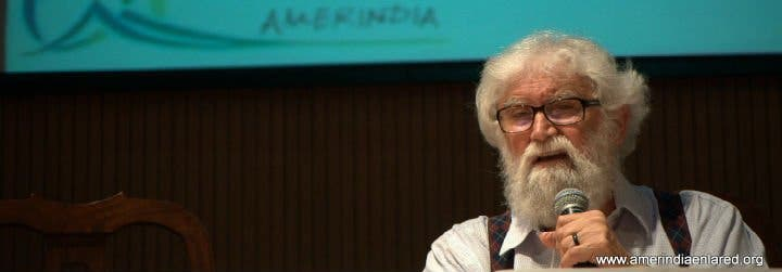 """Leonardo Boff: """"El próximo paso del mundo es descubrir el capital espiritual de los seres humanos"""""""
