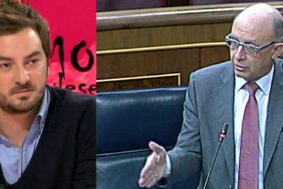 """El periodista de moda que entrevistó a Montoro: """"Es el político más odiado de España; sería como un mediocentro defensivo"""""""