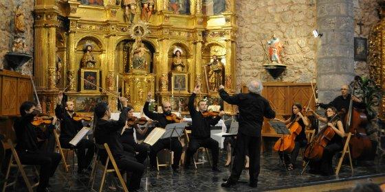 Badajoz participa en el Centenario de Santa Teresa de Jesús con un concierto de Camerata del Prado