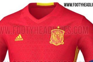 Filtran la primera equipación de España para el Eurocopa