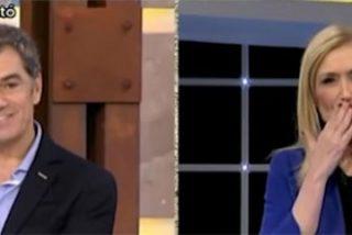 La picajosa pregunta de Cristina Cifuentes a Toni Cantó en 13TV