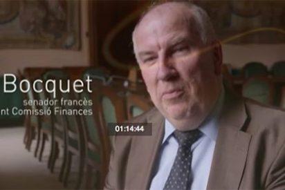 TV3 se supera aún más: en el día de la macrooperación contra los Pujol, emite un reportaje sobre corrupción...en Francia