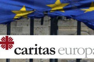 """Cáritas Europa: """"La UE sacrifica el bienestar de millones de personas que están escapando de conflictos"""""""