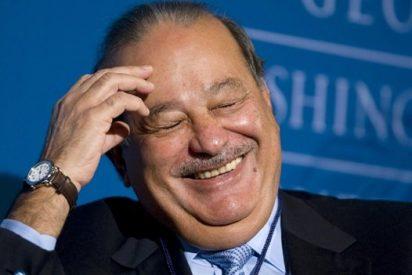 """Carlos Slim: """"El sueldo de los funcionarios en España es muy, muy reducido"""""""