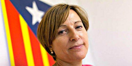 Cinco diputados de Podemos votan con los separatistas para ungir a Forcadell