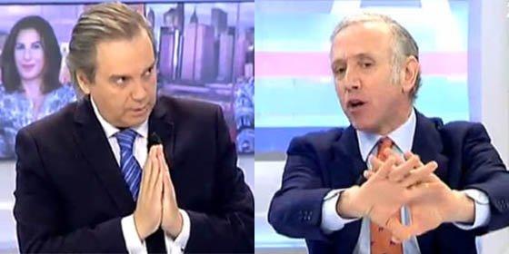 'Mariano' Inda acosa a 'Carmena' Carmona por haber entregado Madrid a Podemos y pide que el PSOE se posicione