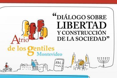 Atrio de los Gentiles, en Montevideo