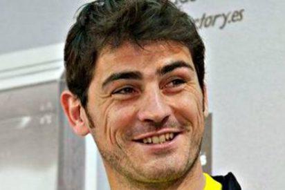 Casillas no se esconde y responde a un tweet sobre Keylor Navas