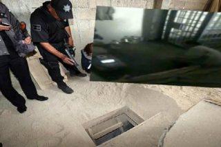 """El vídeo con audio de la fuga de 'El Chapo' que es todo un escándalo: """"¡Hay un hoyo!"""""""